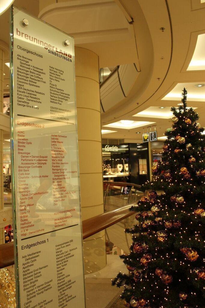 Breuningerland 1 Wendy Malls of Stuttgart