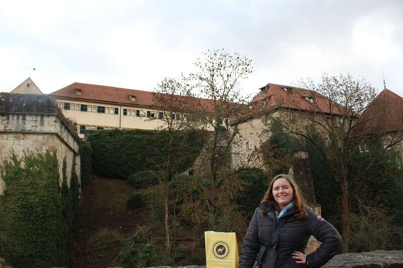 Castle Wendy Tübingen - a town of all seasons