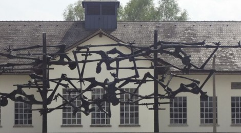 Cover Cheryl Dachau Concentration Camp