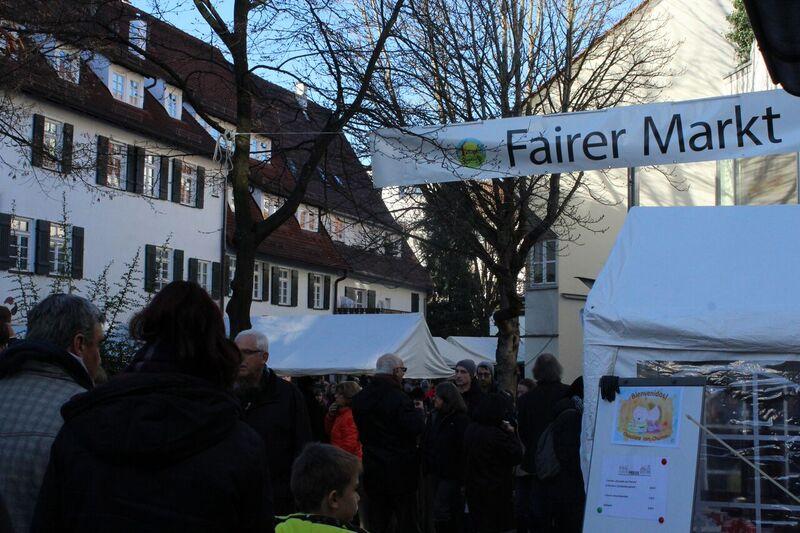 Fests tents 2 Wendy Tübingen - a town of all seasons