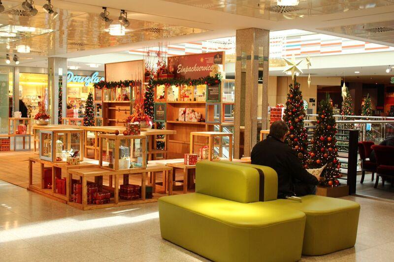 Inside Leocenter Wendy Malls of Stuttgart
