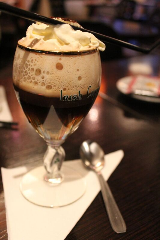 Irish coffee in Paris Wendy Experience Paris - tips from a traveling artisan