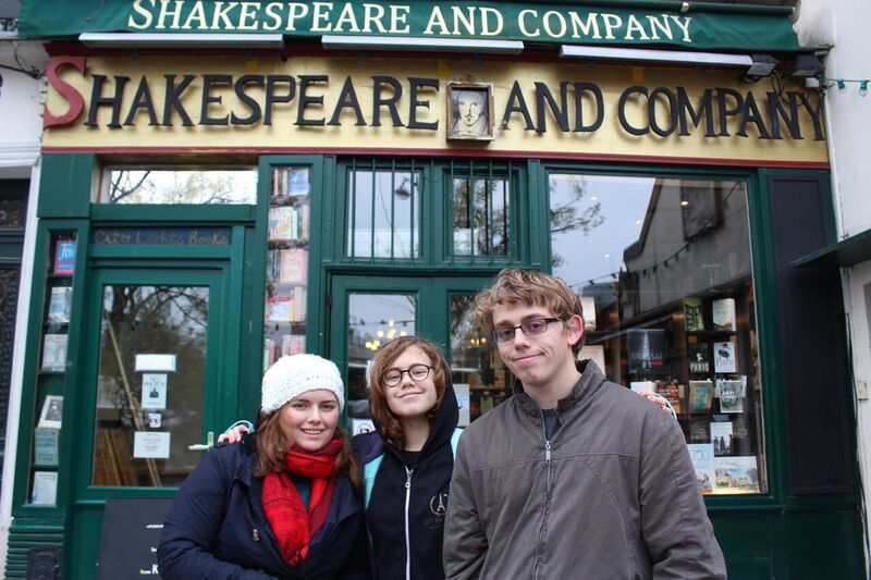 Kids and Shakespeare Wendy Experience Paris - tips from a traveling artisan