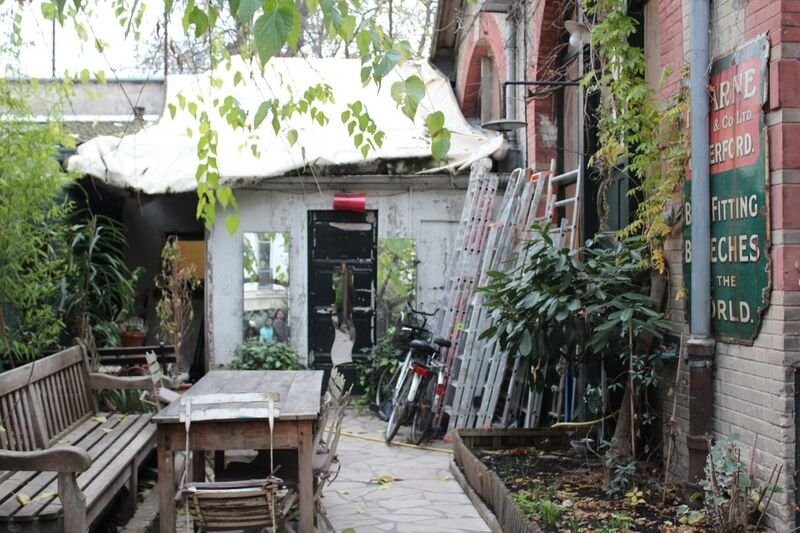 Loft Garden Wendy Experience Paris - tips from a traveling artisan