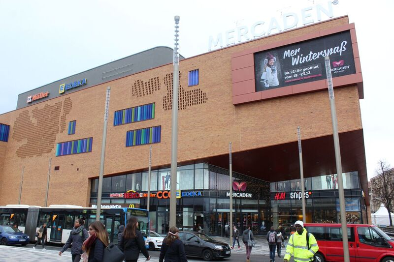 Mercaden Wendy Malls of Stuttgart