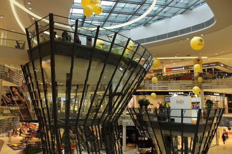 Milaneo 1 Wendy Malls of Stuttgart