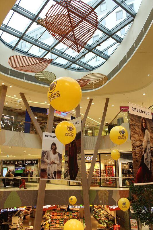 Milaneo 2 Wendy Malls of Stuttgart