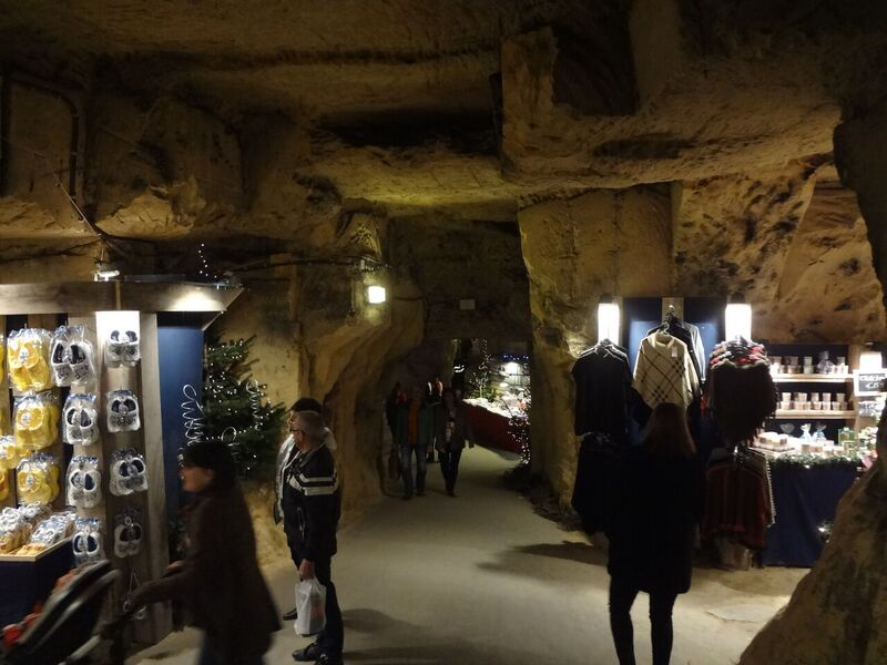 Photo 12 Cheryl A Day Trip to the Valkenburg Caves at Christmas