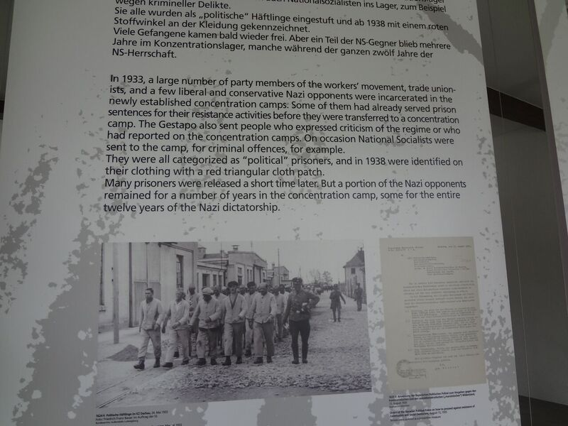 Photo 4 Cheryl Dachau Concentration Camp