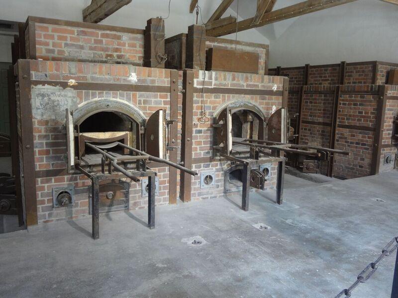 Photo 8 Cheryl Dachau Concentration Camp