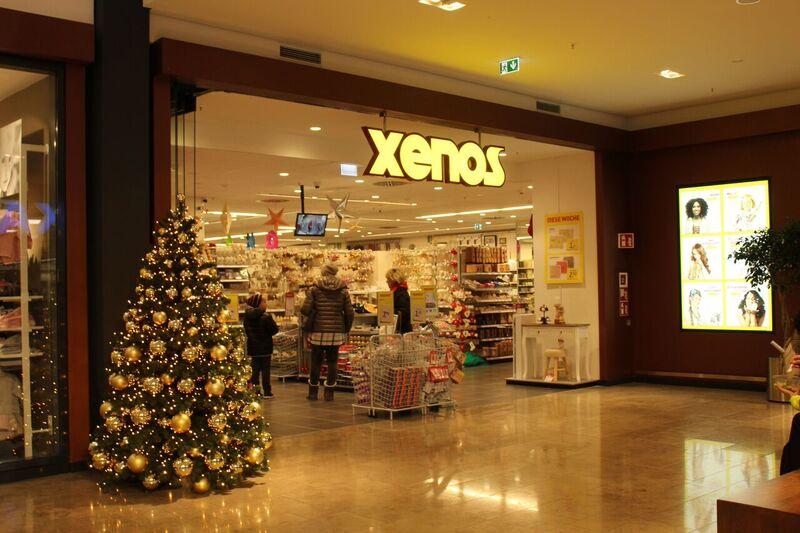 picture Xenos Wendy Malls of Stuttgart