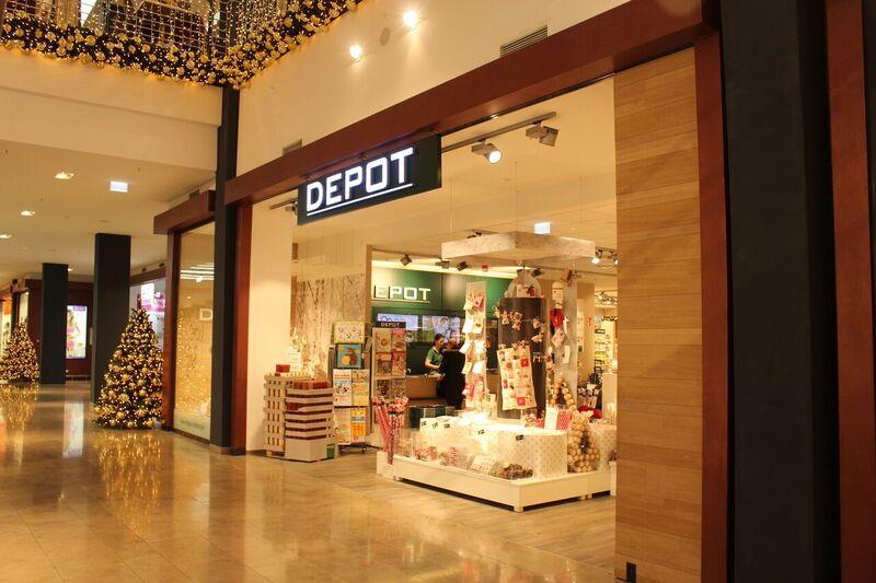 picture the Depot Wendy Malls of Stuttgart