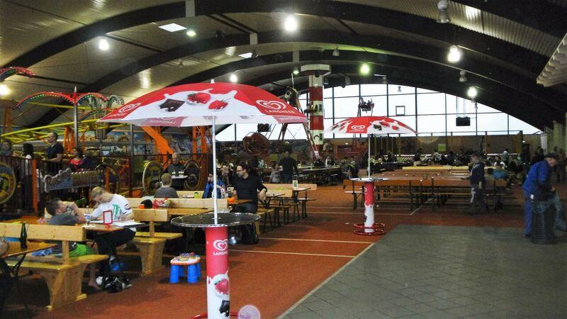 restaurant Kelly Indoor Fun in Trier