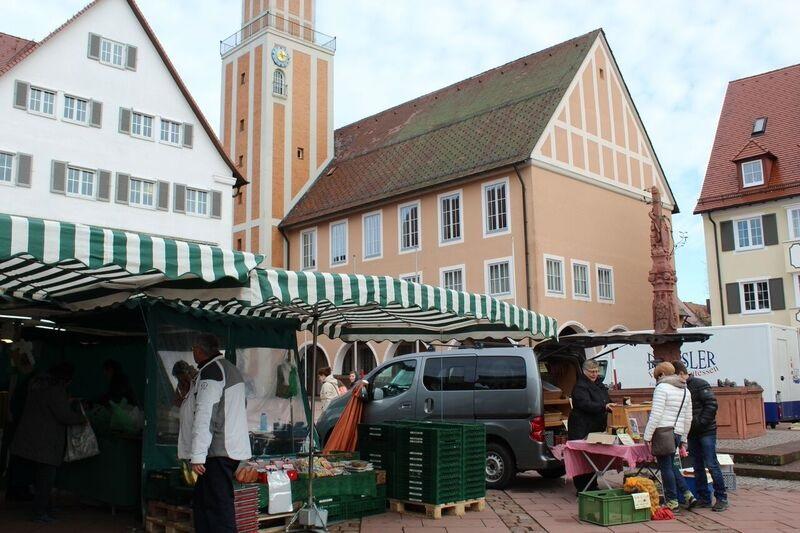 Farmers market Freundenstadt Wendy Winter fun in the Black Forest