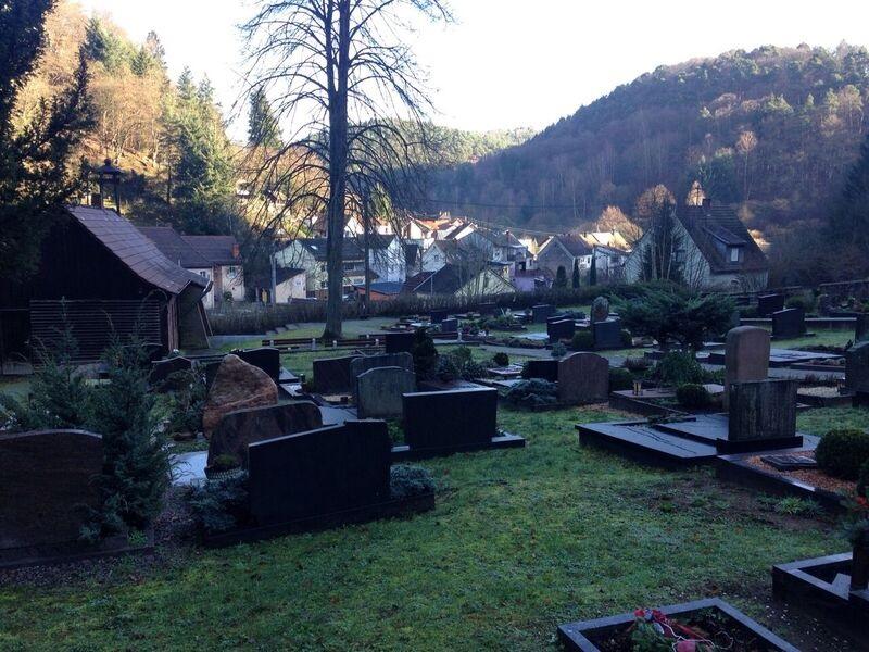 Frankenstein Cemetery Kelly The OTHER Frankenstein Castle (Frankenstein, Rhineland-Palatinate)