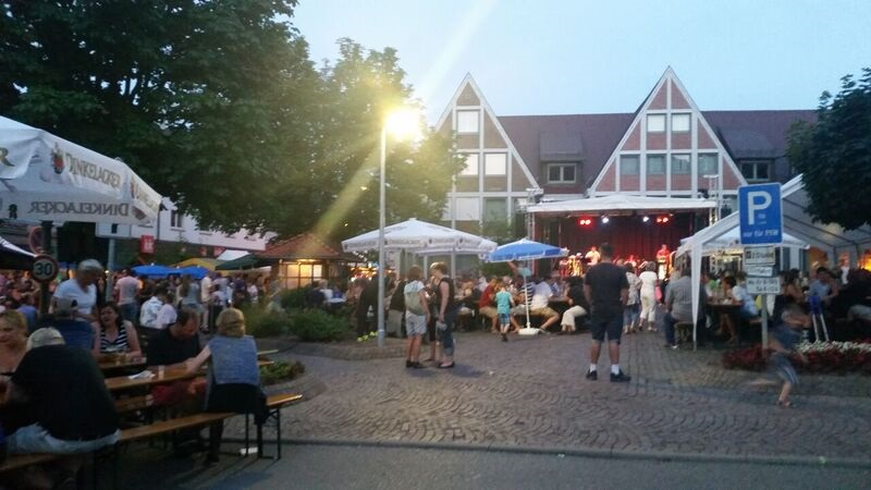 Magstadt town fest Wendy Lovely Little Towns