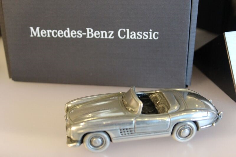 Mercedes classic model Wendy Where Pigs Fly!