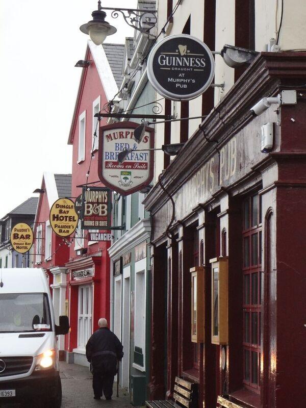Photo 4 Cheryl The Best of Ireland in 5 Days ~ Part 2, Dingle Peninsula