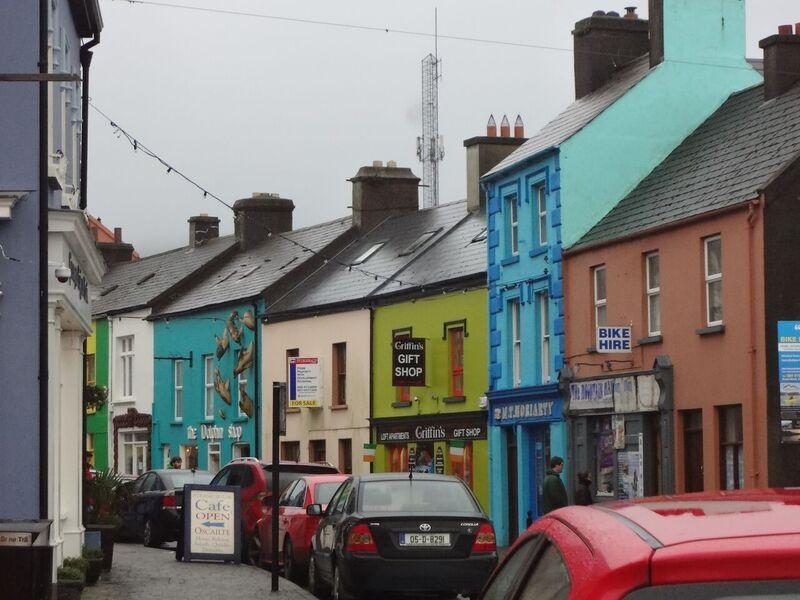 Photo 5 Cheryl The Best of Ireland in 5 Days ~ Part 2, Dingle Peninsula