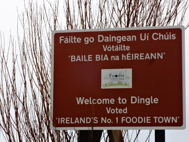 Photo 5a Cheryl The Best of Ireland in 5 Days ~ Part 2, Dingle Peninsula