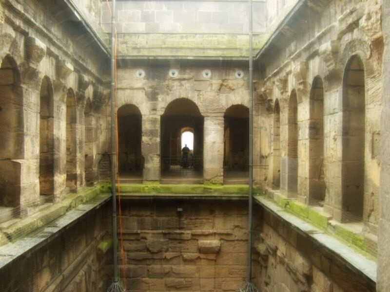 Photo 6 Cheryl Imperial Baths in Trier