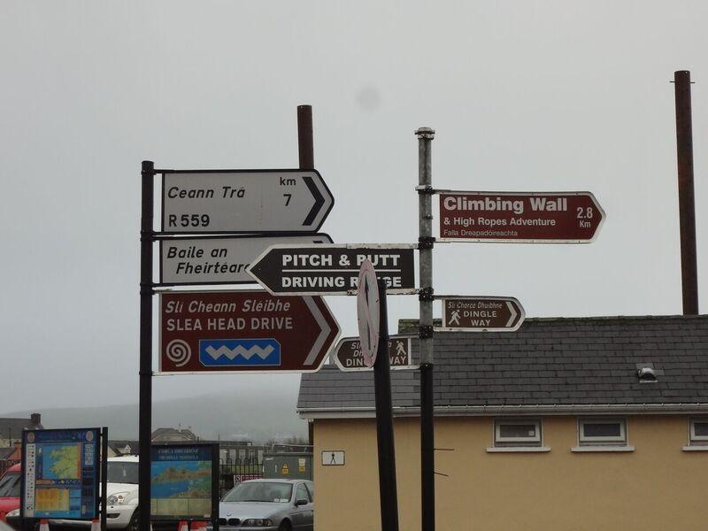Photo 6 Cheryl The Best of Ireland in 5 Days ~ Part 2, Dingle Peninsula