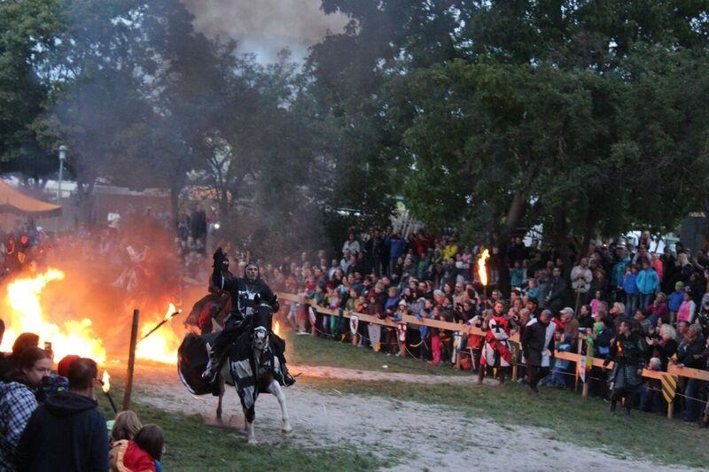 Renningen Medieval Fest Wendy Lovely Little Towns