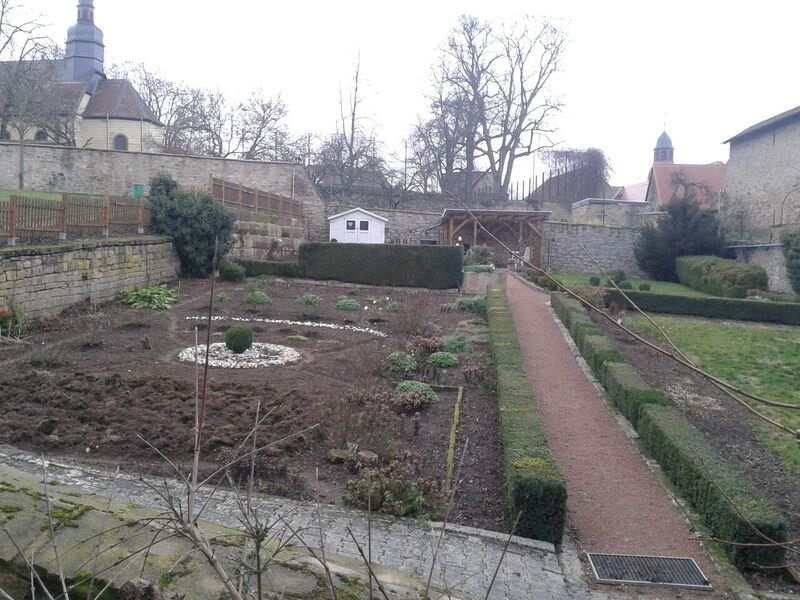 Schlossgarten Kelly Kirschheimbolanden