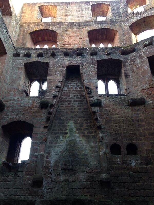 Wall 0021 Kelly The OTHER Frankenstein Castle (Frankenstein, Rhineland-Palatinate)