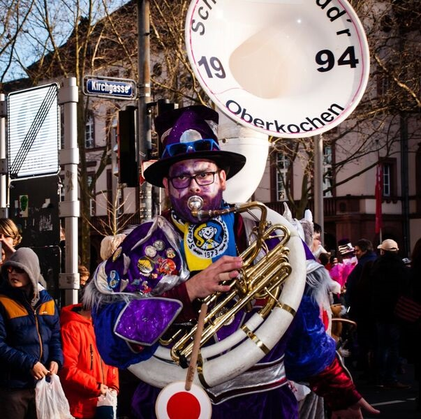 0179 tubba man Gemma Wiesbaden Children's Fasching Parade