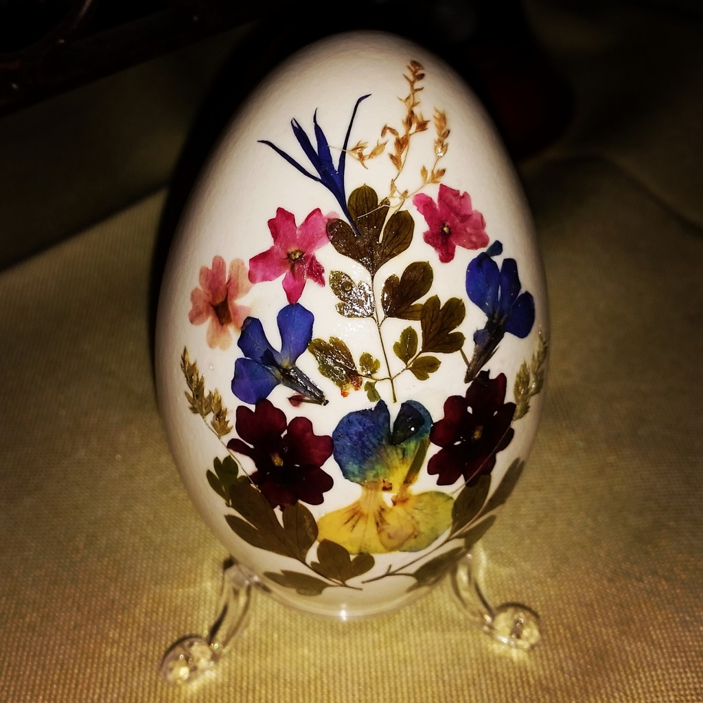 My egg Gemma Kloster Eberbach International Easter Market 16