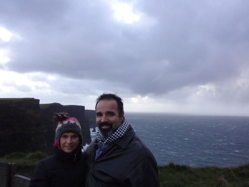 Photo 3 Cheryl 5 Days in Ireland ~ Part 3, The Cliffs of Moher