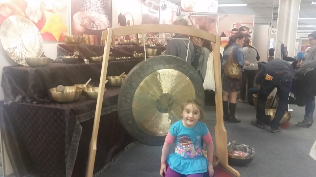 11 gongs Gemma VeggieWorld Expo 16