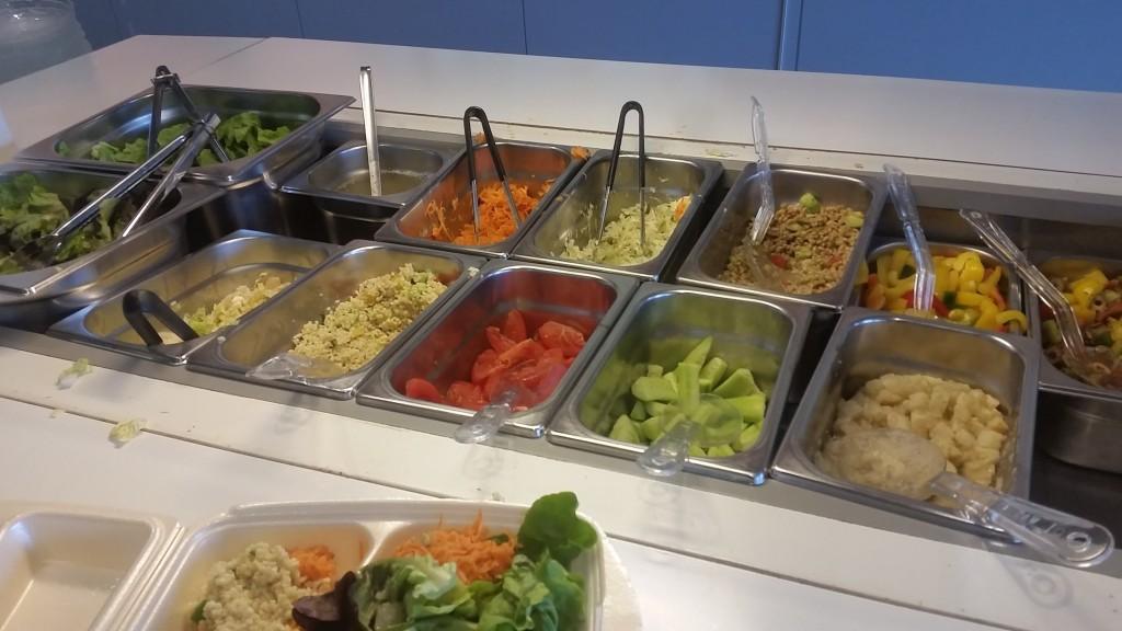 25 salad Gemma VeggieWorld Expo 16