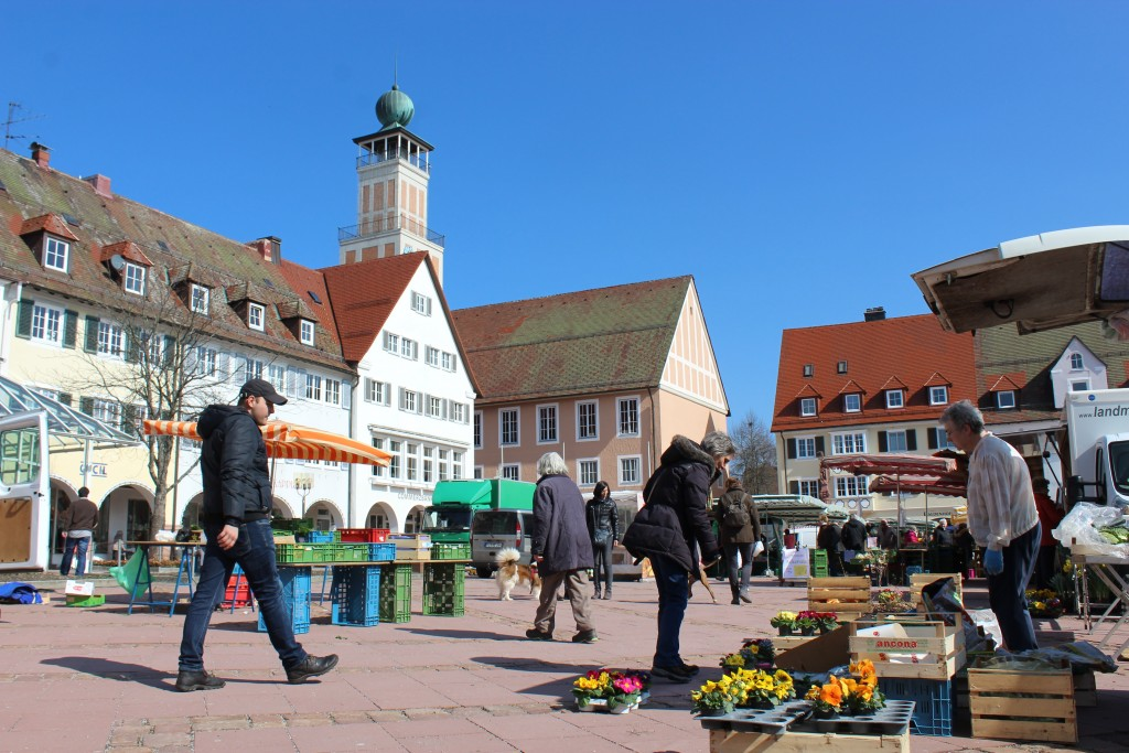 Freudenstadt market Wendy Pig meat and Beer 16