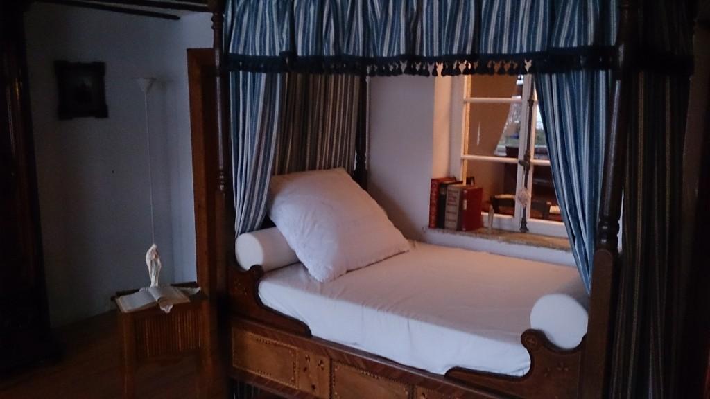 Hau Saargau Interior bedroom Kelly Wallerfangen 16