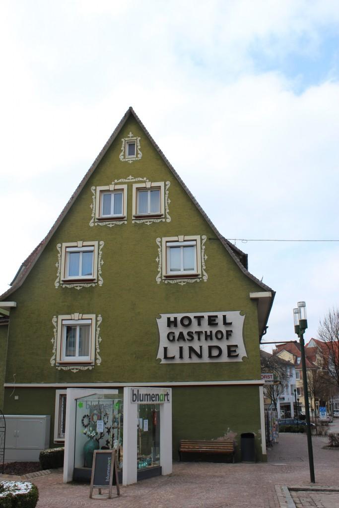 Hotel Gasthof Linde Wendy Hiking along the Danube 16