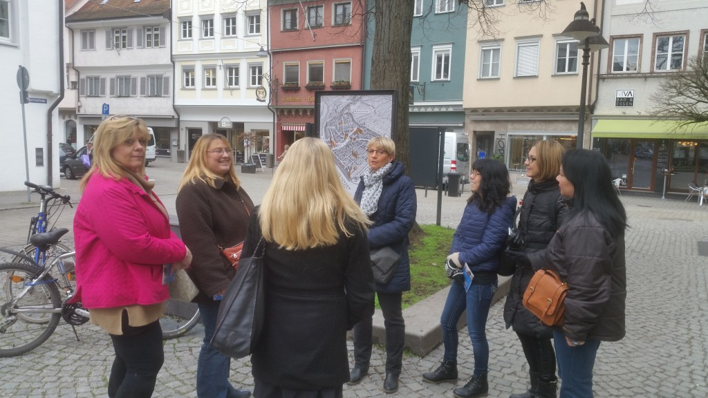 Meeting Sabina Wendy Ravensburg - Puzzling City 16
