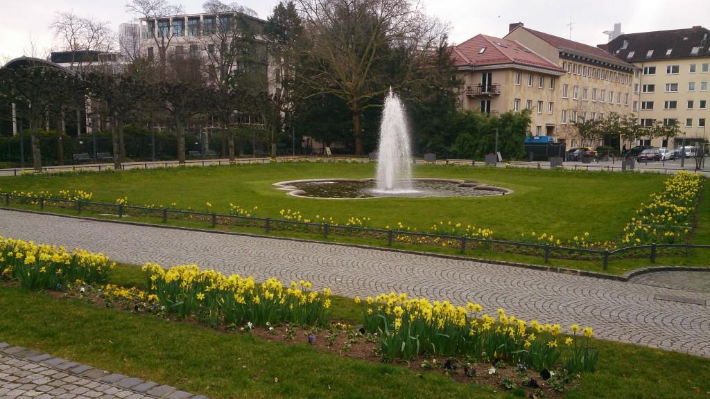 PalmenGarten Entrance Kelly PalmenGarten Frankfurt 16
