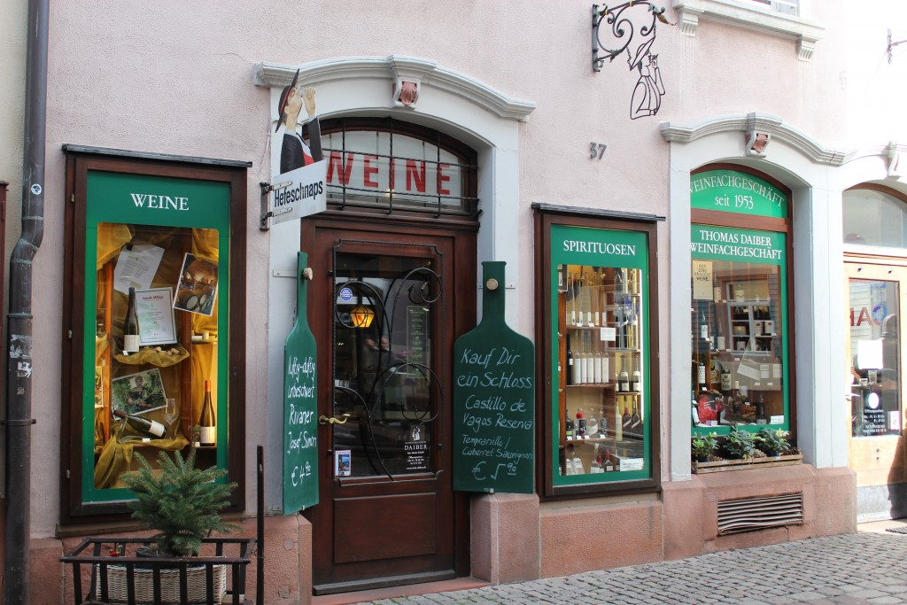 wine shop Wendy Five things to do in Freiburg im Breisgau 16