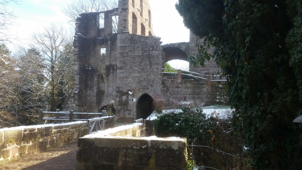 winter ruins Wendy Twin Towns in the Black Forest 16