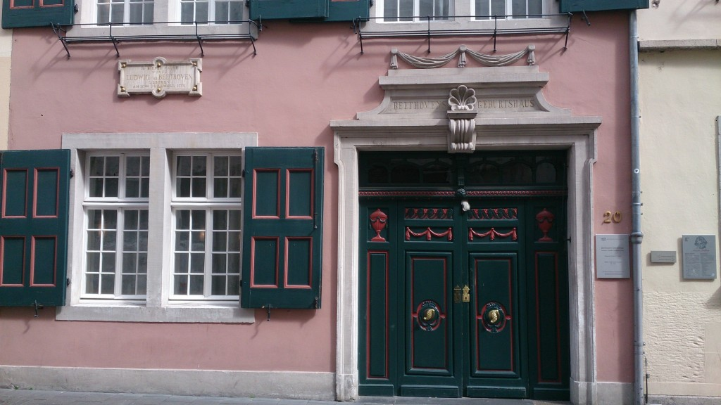 Beethoven Haus 1 Kelly Bonn Beethoven's Birthplace 16