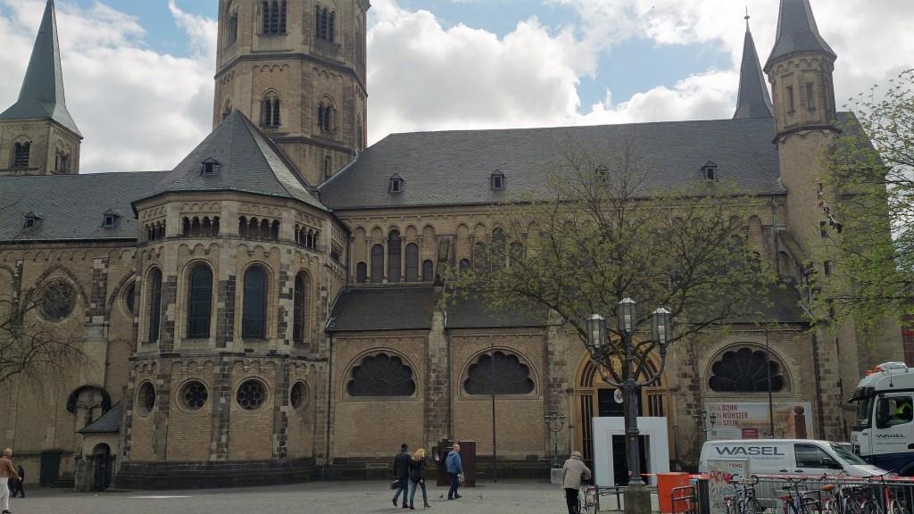 Bonner Münster Kelly Bonn Beethoven's Birthplace 16