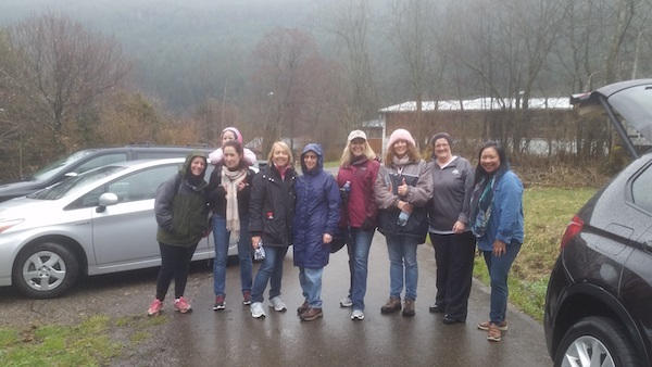 MIG - group picture Wendy Bad Wildbad, Baths and Blueberries 16