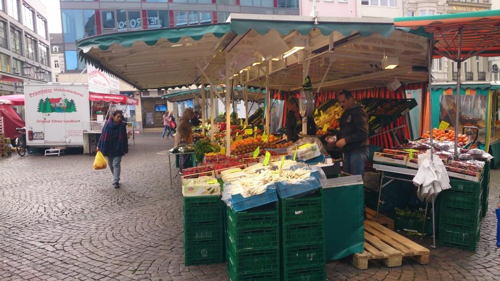 Market Square Kelly Bonn Beethoven's Birthplace 16