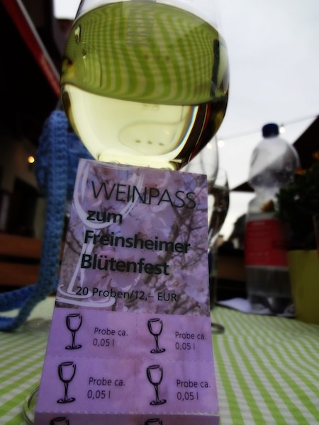Photo 3A Freinsheim Blütenfest Cheryl 16