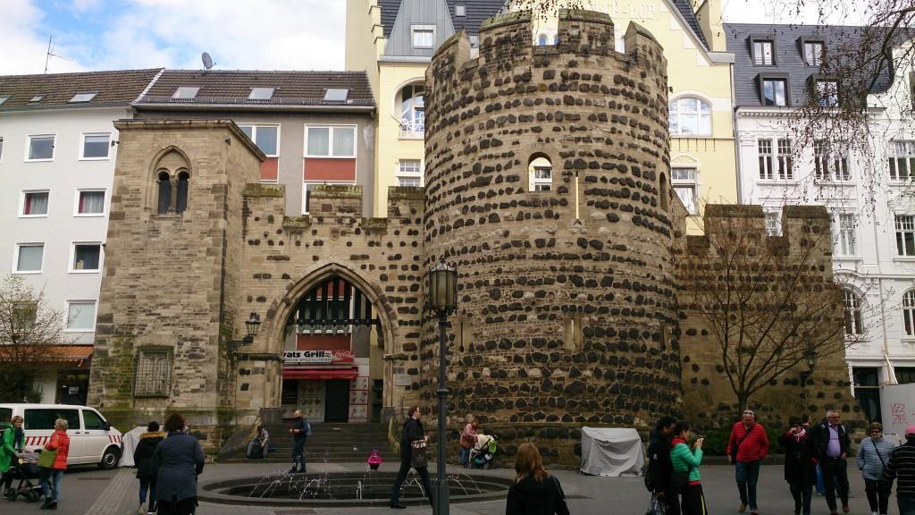 Sterntor Kelly Bonn Beethoven's Birthplace 16