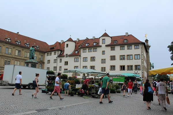 Ludwigsburg market fest Wendy Summer street festivals in Stuttgart May 16 16