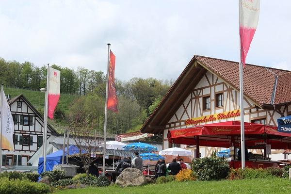 MIG - Waldulmer Wine house Wendy Wine Walks near Stuttgart May 16