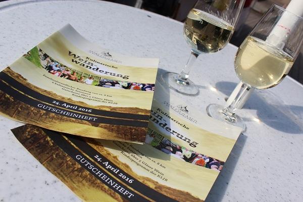MIG - Wine prospects Wendy Wine Walks near Stuttgart May 16